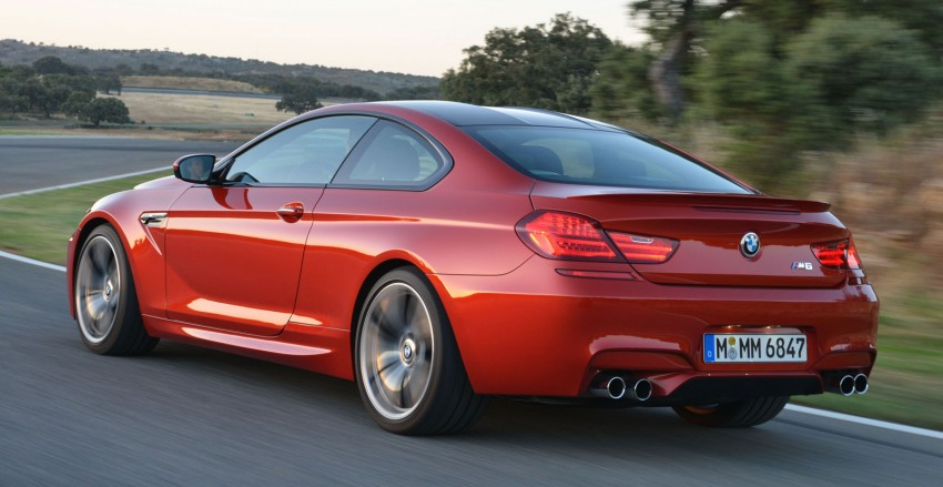 BMW M6 Coupe now available in Malaysia – RM988,800 Image #141637