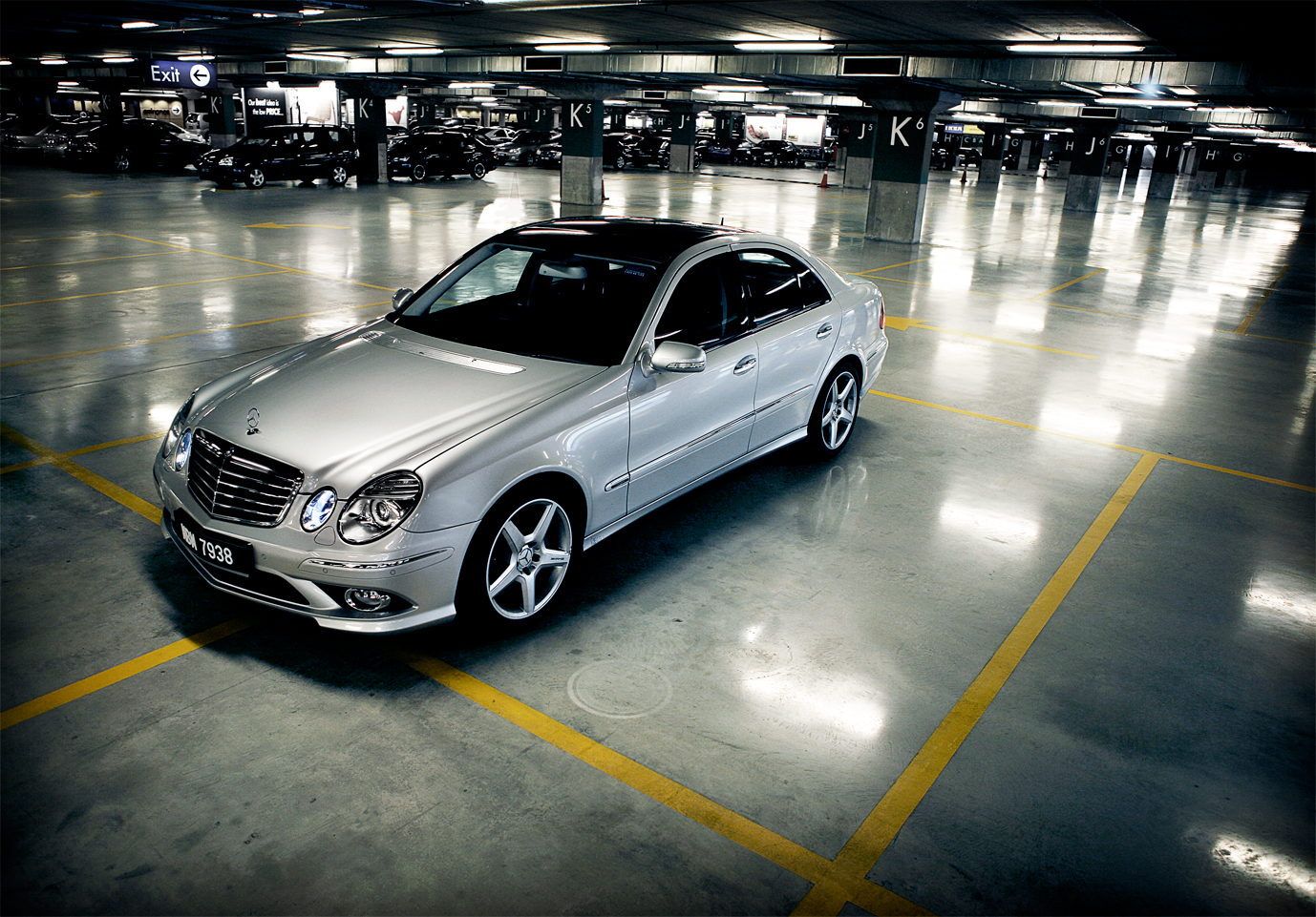 Review mercedes benz e280 amg sports package image 154915 for 2007 mercedes benz e350 recalls