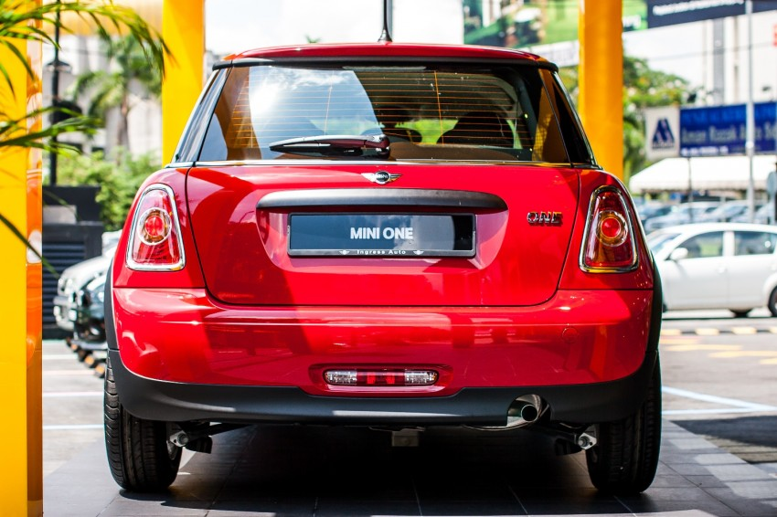 MINI One is here – limited to 30 units, RM143,888 Image #139997