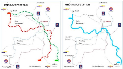 KL Mass Rapid Transit system – initial details revealed Image #121057