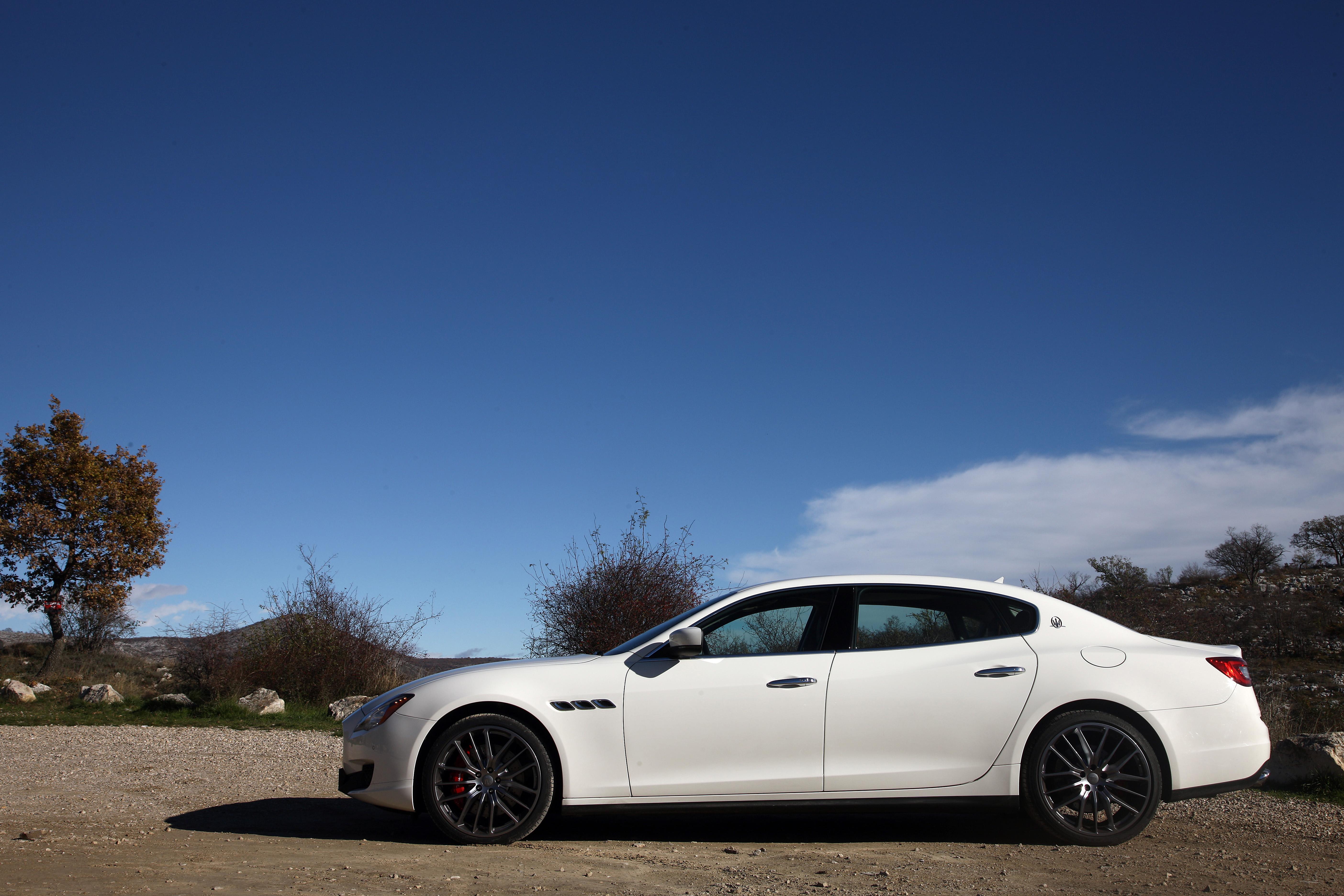 Sixth Gen Maserati Quattroporte Full Details And Gallery