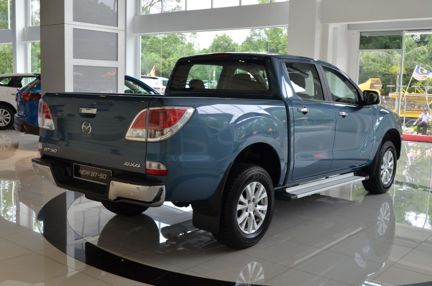Mazda BT-50 truck – full live gallery, specs and prices Image #130511