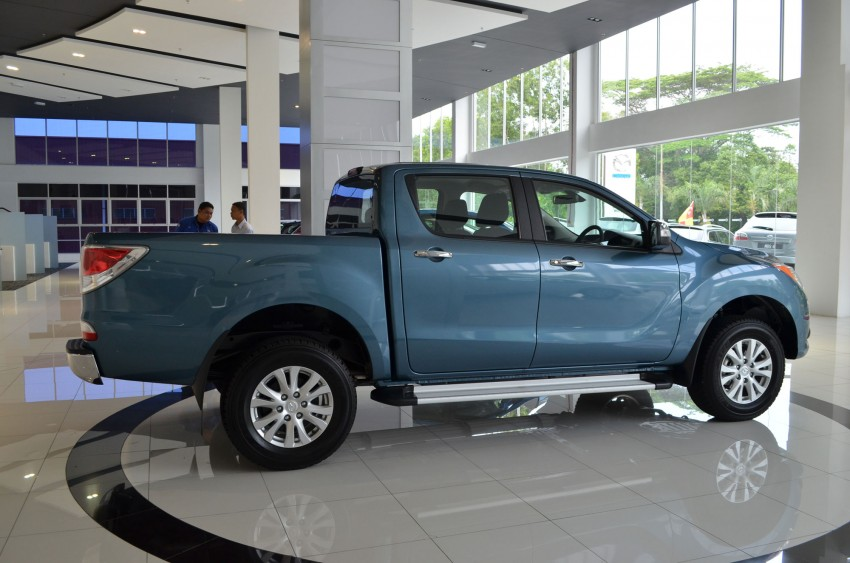 Mazda BT-50 truck – full live gallery, specs and prices Image #130512
