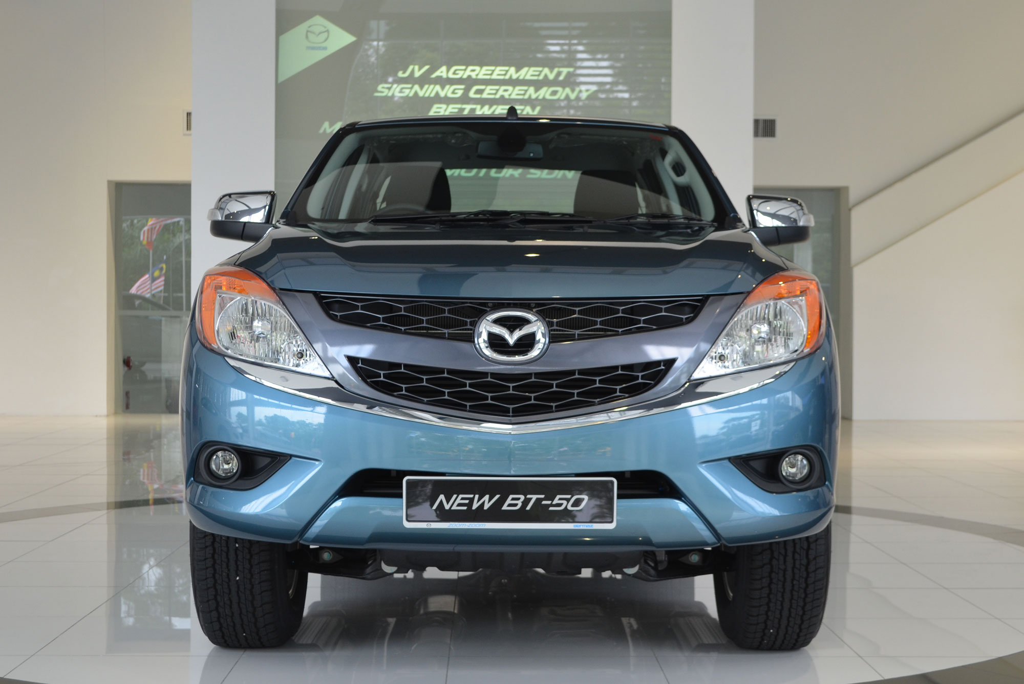 Mazda BT-50 truck – full live gallery, specs and prices ...