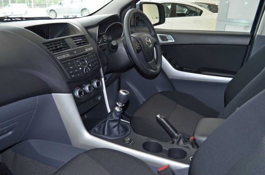 Mazda BT-50 truck – full live gallery, specs and prices Image #130540