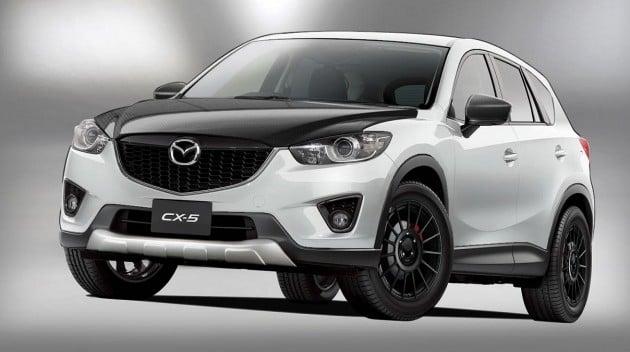 Mazda CX-5 Active Driver concept