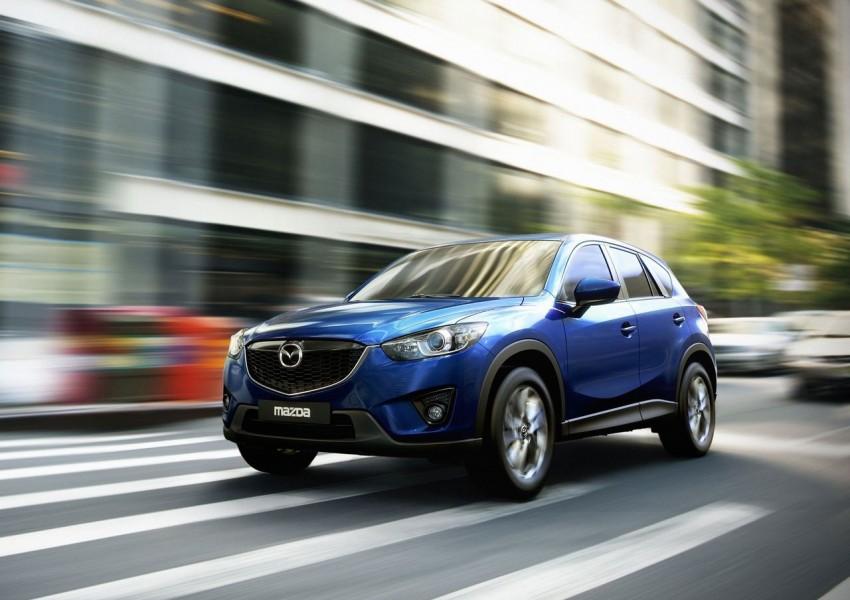 Mazda X 3 >> GALLERY: Mazda CX-5 gets Kodo looks and Skyactiv tech Paul Tan - Image 77706