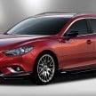 Mazda6 Wagon Grand Touring