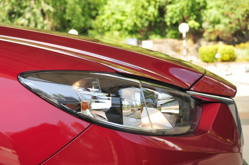 DRIVEN: New Mazda6 sedan to Bukit Tinggi and back Image #152027