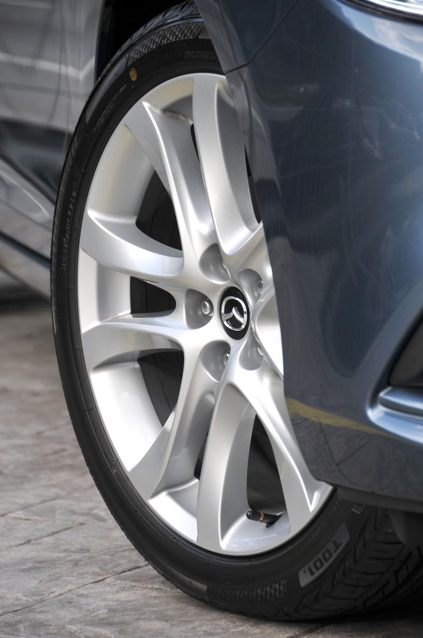 DRIVEN: New Mazda6 sedan to Bukit Tinggi and back Image #152030