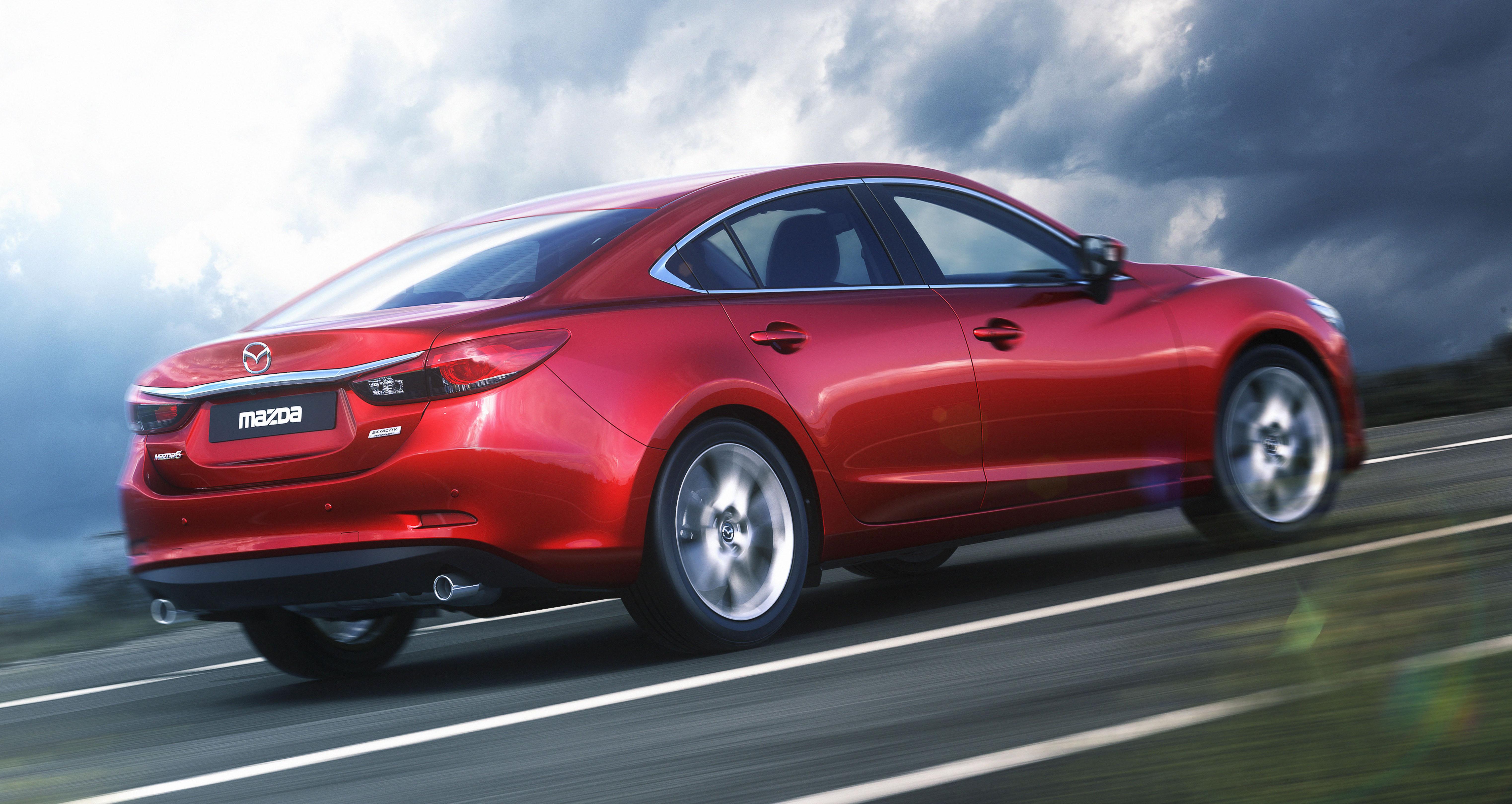 New Mazda 6 >> All-new Mazda 6 revealed – Skyactiv tech, Kodo design Image 127454