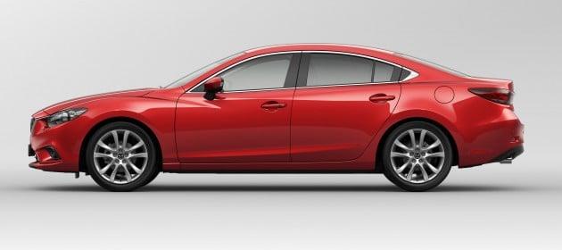 Mazda 6: цены, комплектации, отзывы, форум, тест