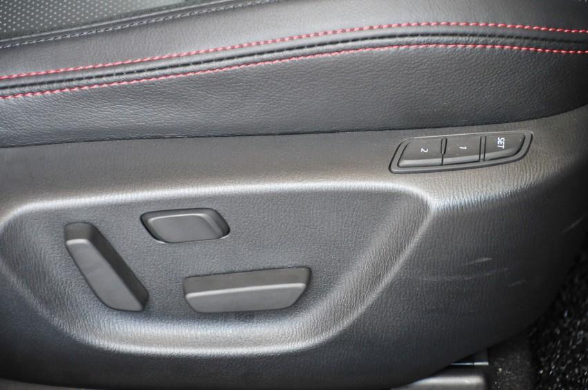 DRIVEN: New Mazda6 sedan to Bukit Tinggi and back Image #152063