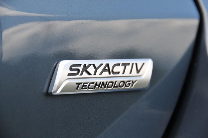 DRIVEN: New Mazda6 sedan to Bukit Tinggi and back Image #152070
