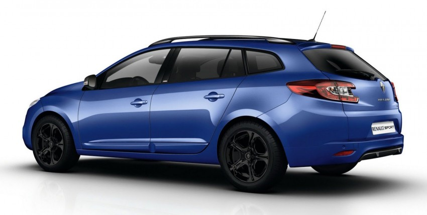 Renault Sport Megane Estate GT 220 – space with pace Image #142359
