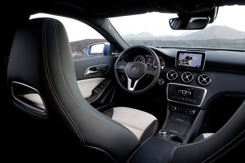 Mercedes-Benz A-Class – third-gen takes over the mantle Image #92610