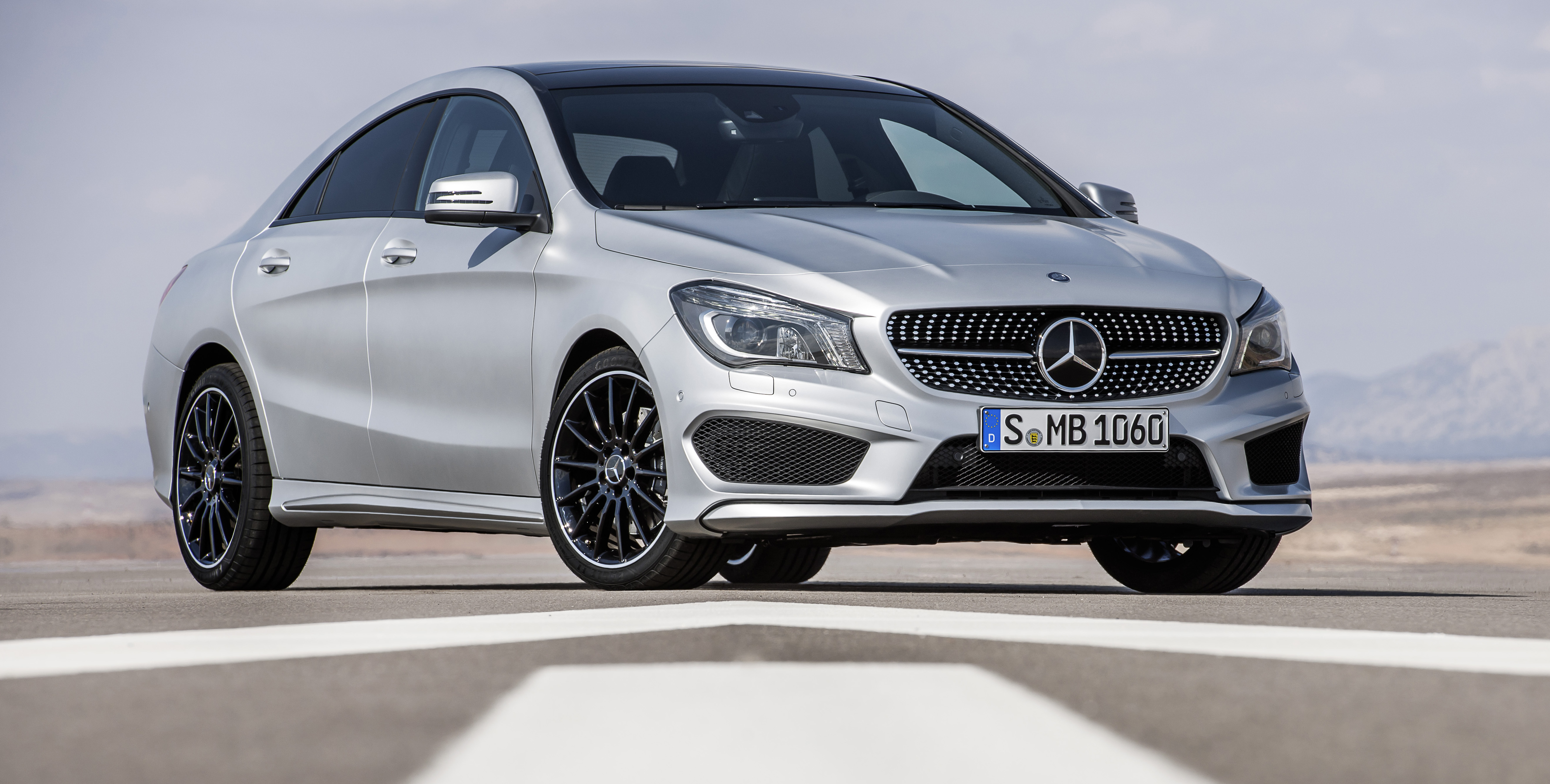 New MercedesBenz CLAClass makes its debut Image 149611