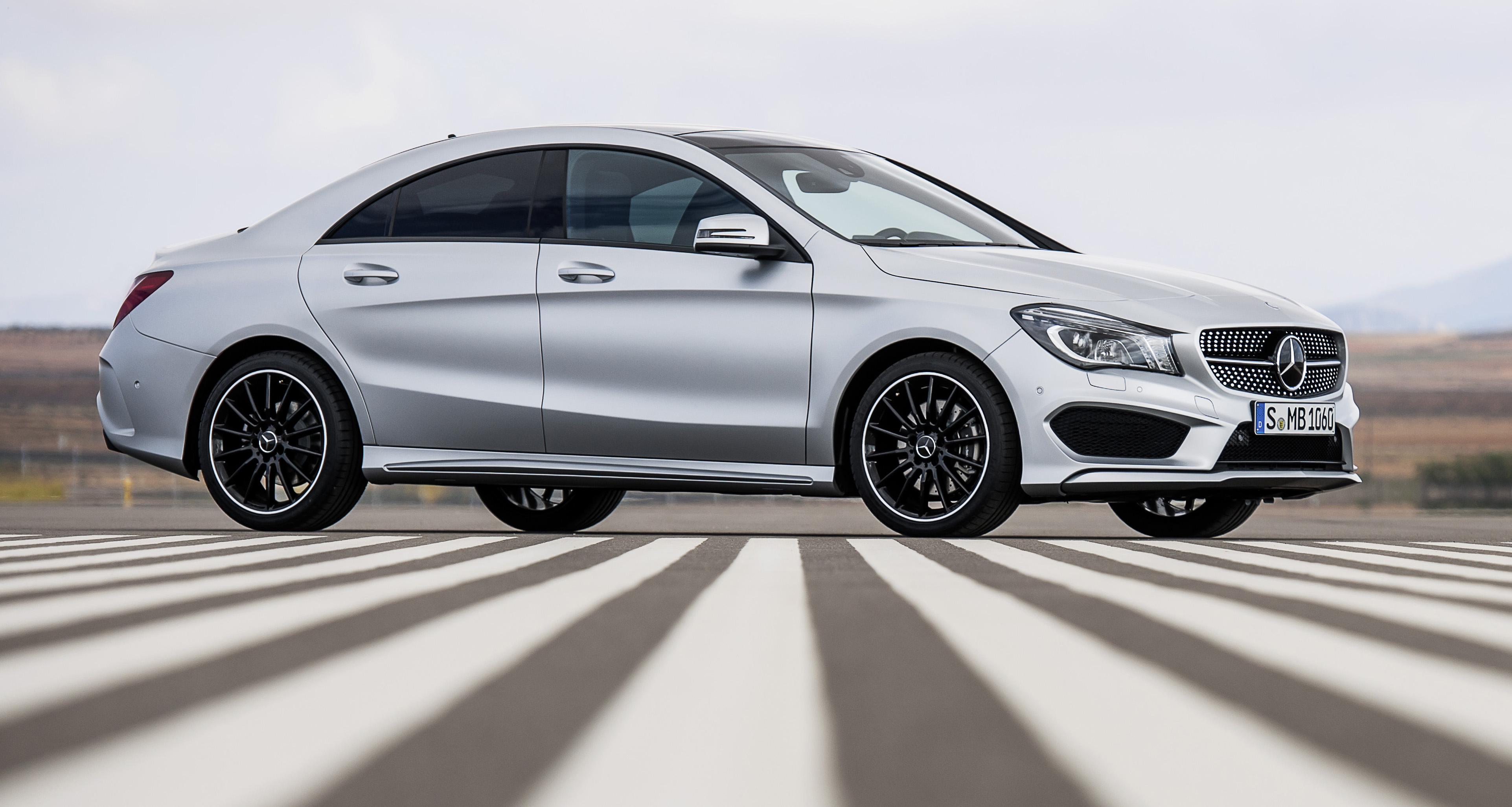 New MercedesBenz CLAClass makes its debut Image 149612