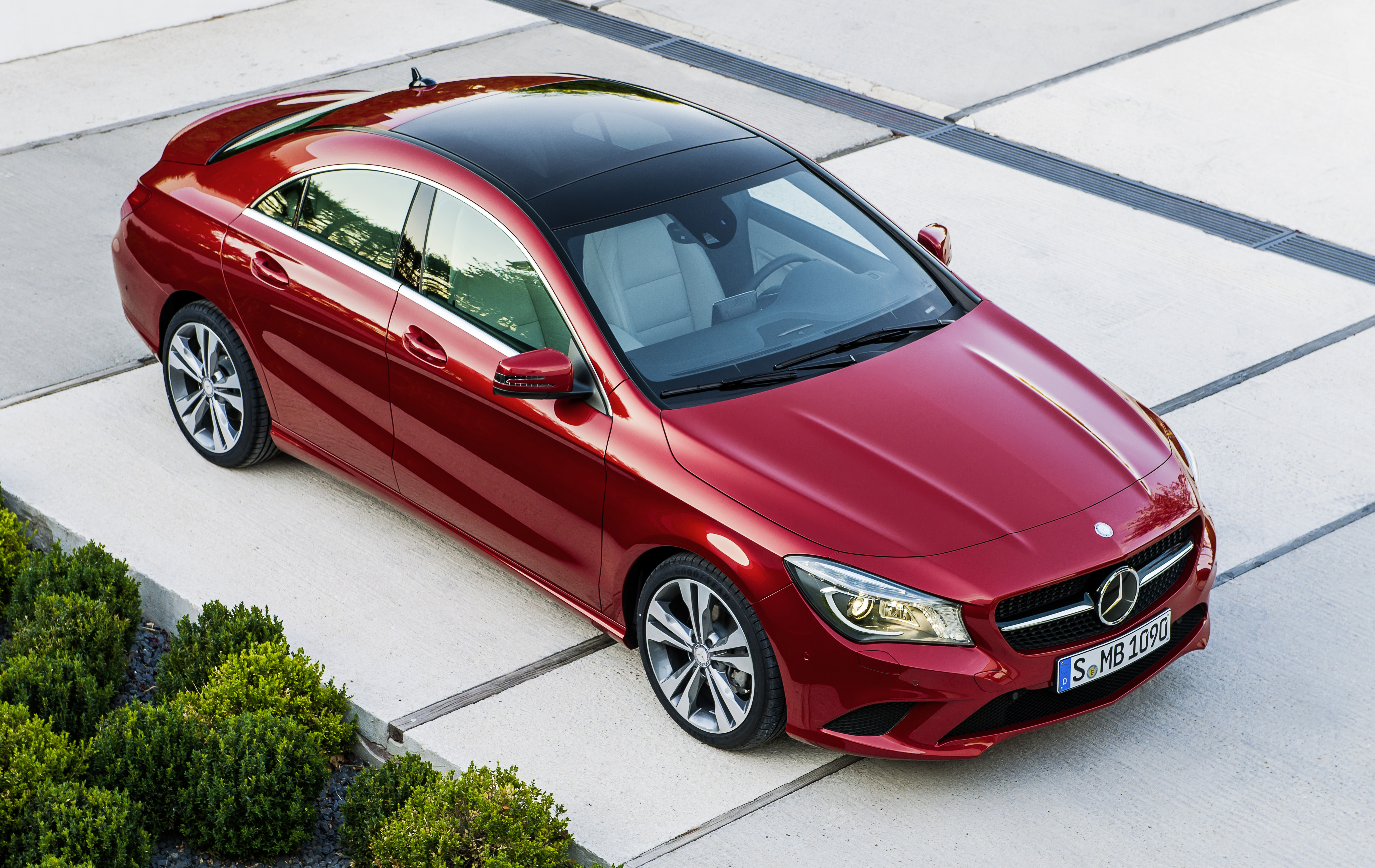 new mercedes-benz cla-class makes its debut image 149621