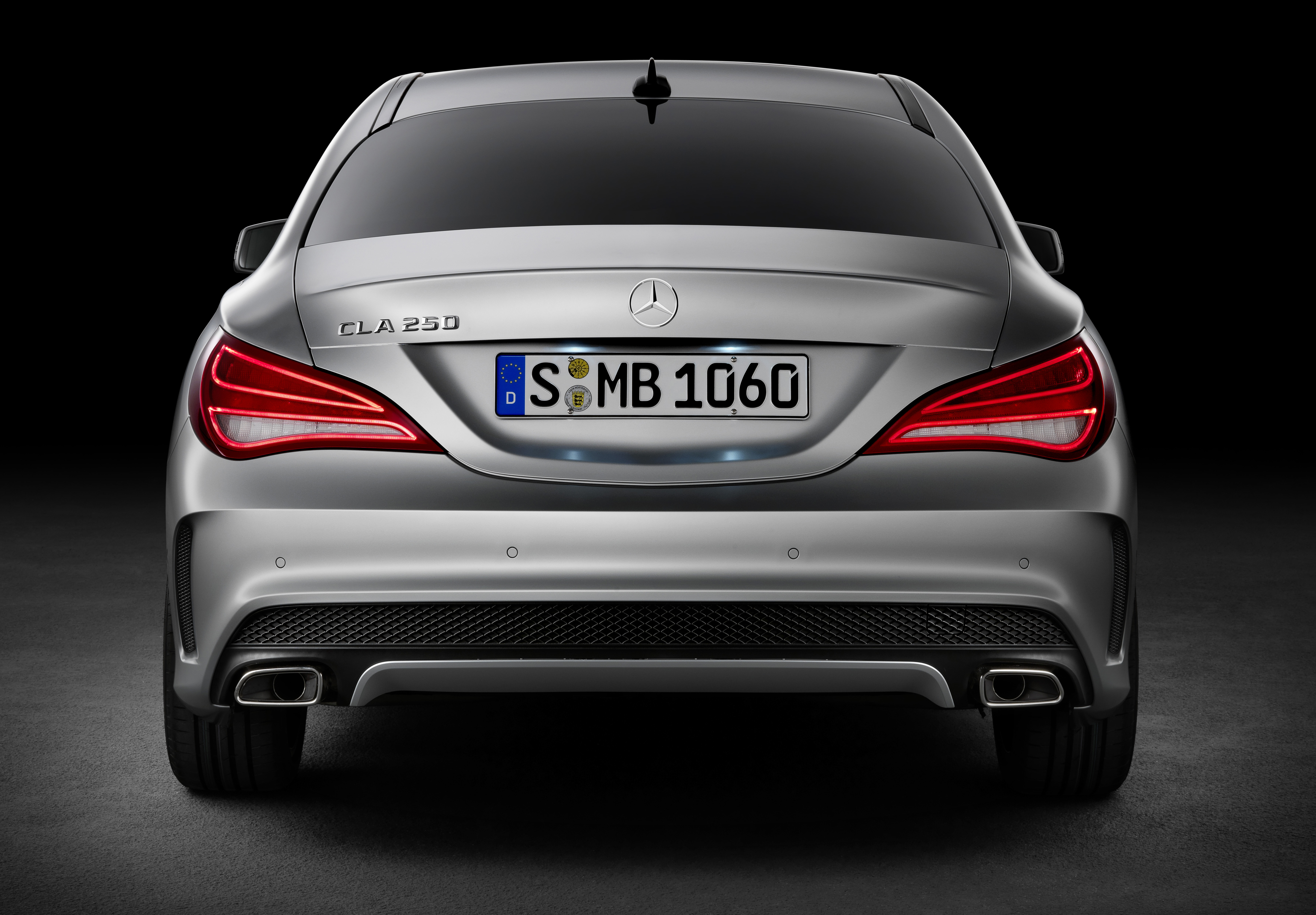 New MercedesBenz CLAClass makes its debut Image 149624
