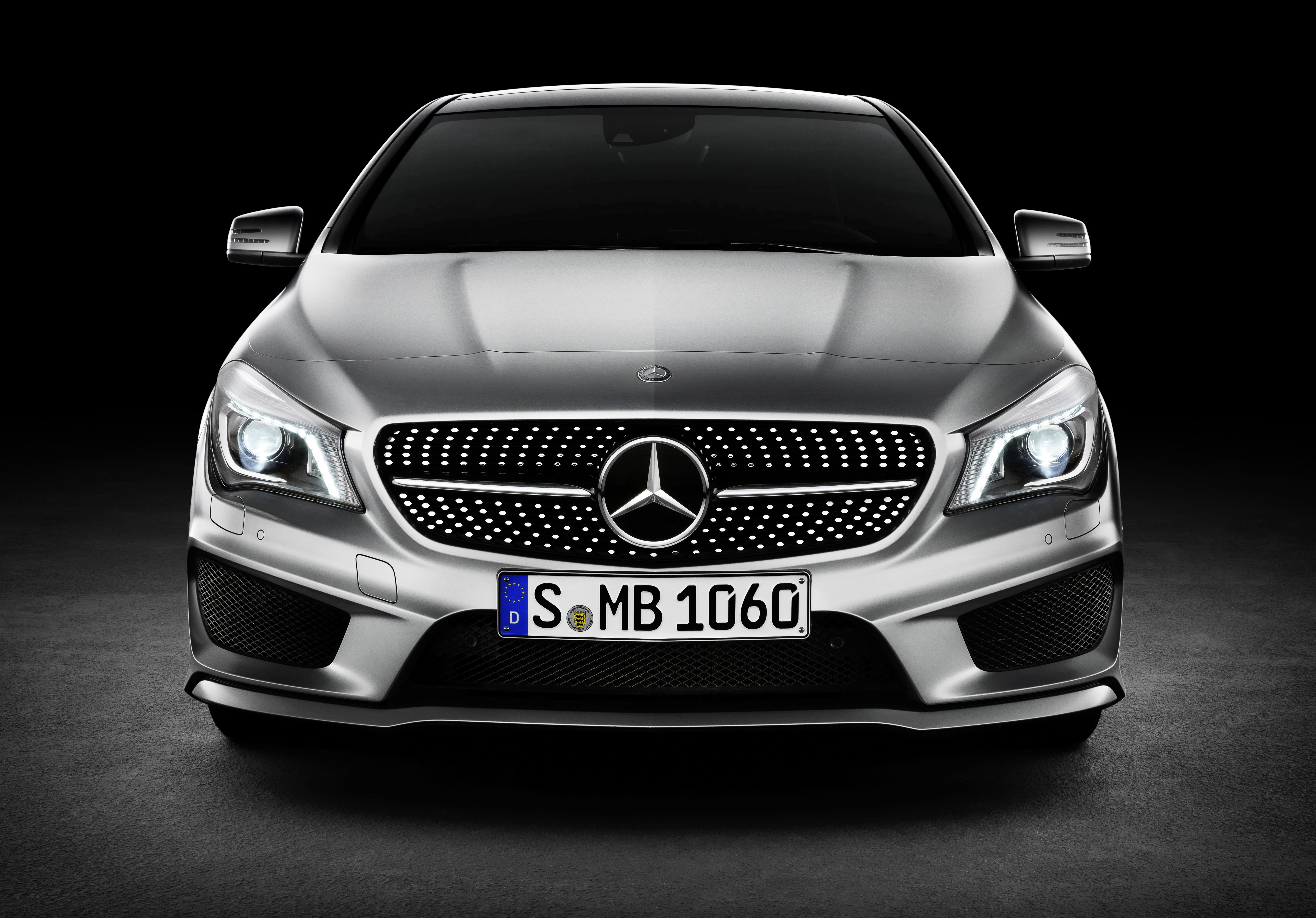 New Mercedes-Benz CLA-Class makes its debut