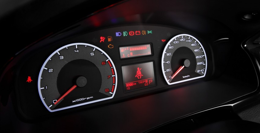 Proton Prevé with 1.6 turbo launched: RM60k – RM73k! Image #101109