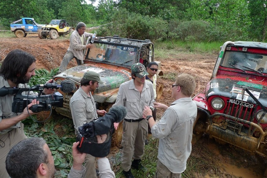 Shell Helix Driven to Extremes TV series to debut this year – modified Nissan Patrol tackles extreme terrain Image #148857