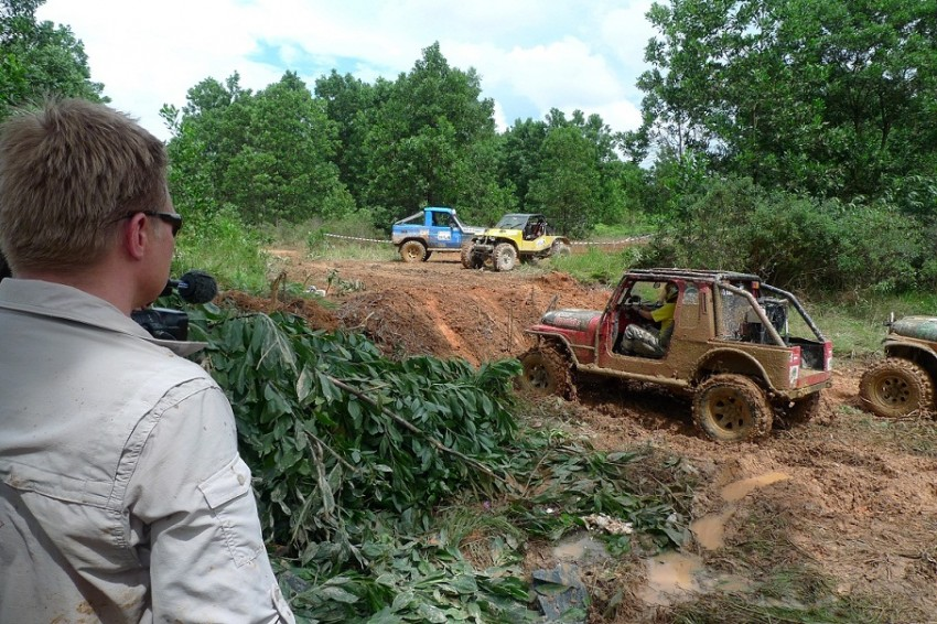 Shell Helix Driven to Extremes TV series to debut this year – modified Nissan Patrol tackles extreme terrain Image #148859
