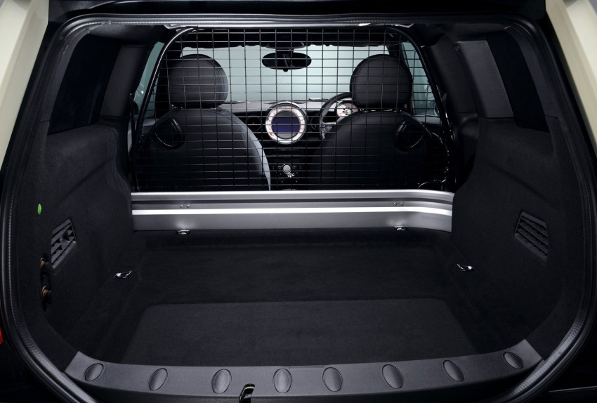 MINI Clubvan – first premium compact delivery van Image #114261