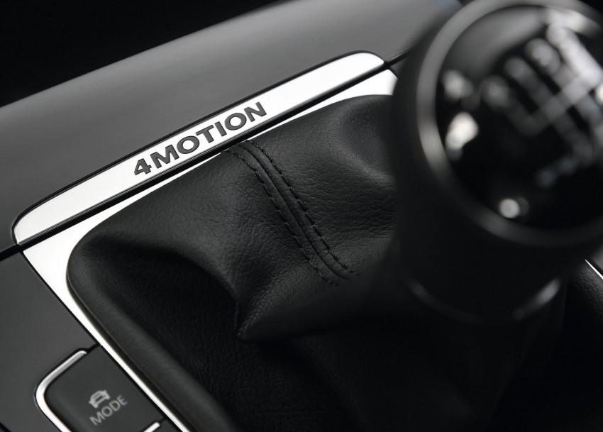 Volkswagen Golf 4MOTION – Mk7 gets an AWD variant Image #151570