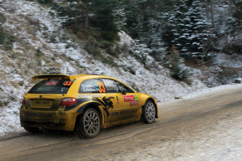 Proton extends its lead in the S-WRC at Monte Carlo Image #84878