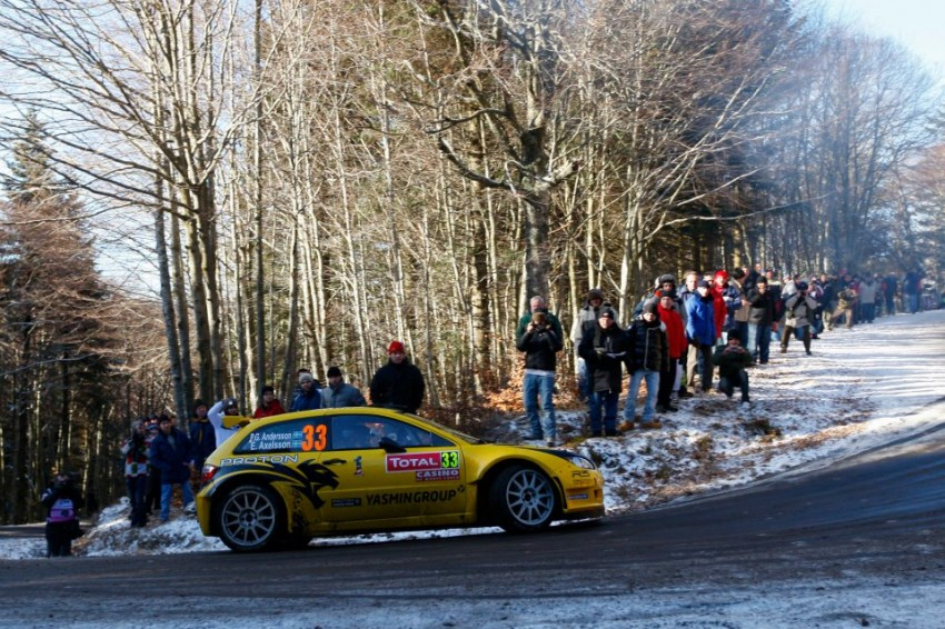 Proton extends its lead in the S-WRC at Monte Carlo Image #84879