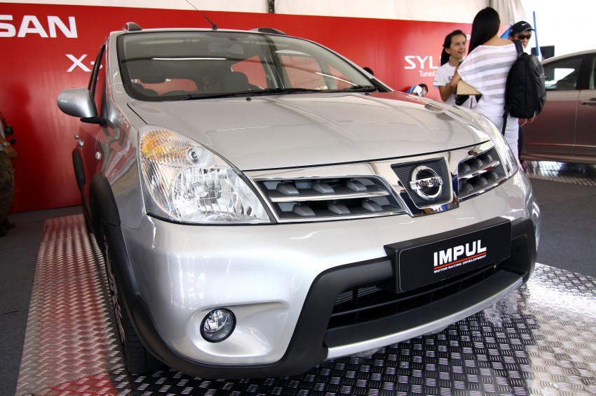 Nissan Sylphy and Livina X-Gear Tuned by Impul unveiled at Super GT Round 3 in SIC Image #112024
