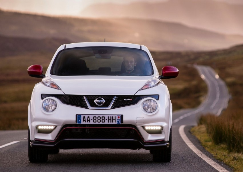 Nissan Juke Nismo launched in Japan and Europe Image #151057