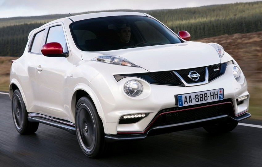 Nissan Juke Nismo launched in Japan and Europe Image #151058
