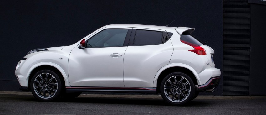 Nissan Juke Nismo launched in Japan and Europe Image #151059