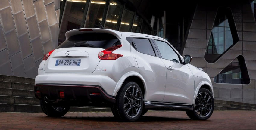 Nissan Juke Nismo launched in Japan and Europe Image #151060