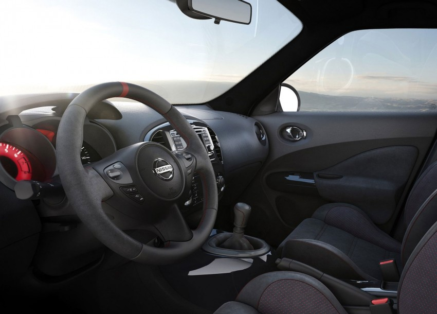 Nissan Juke Nismo launched in Japan and Europe Image #151062