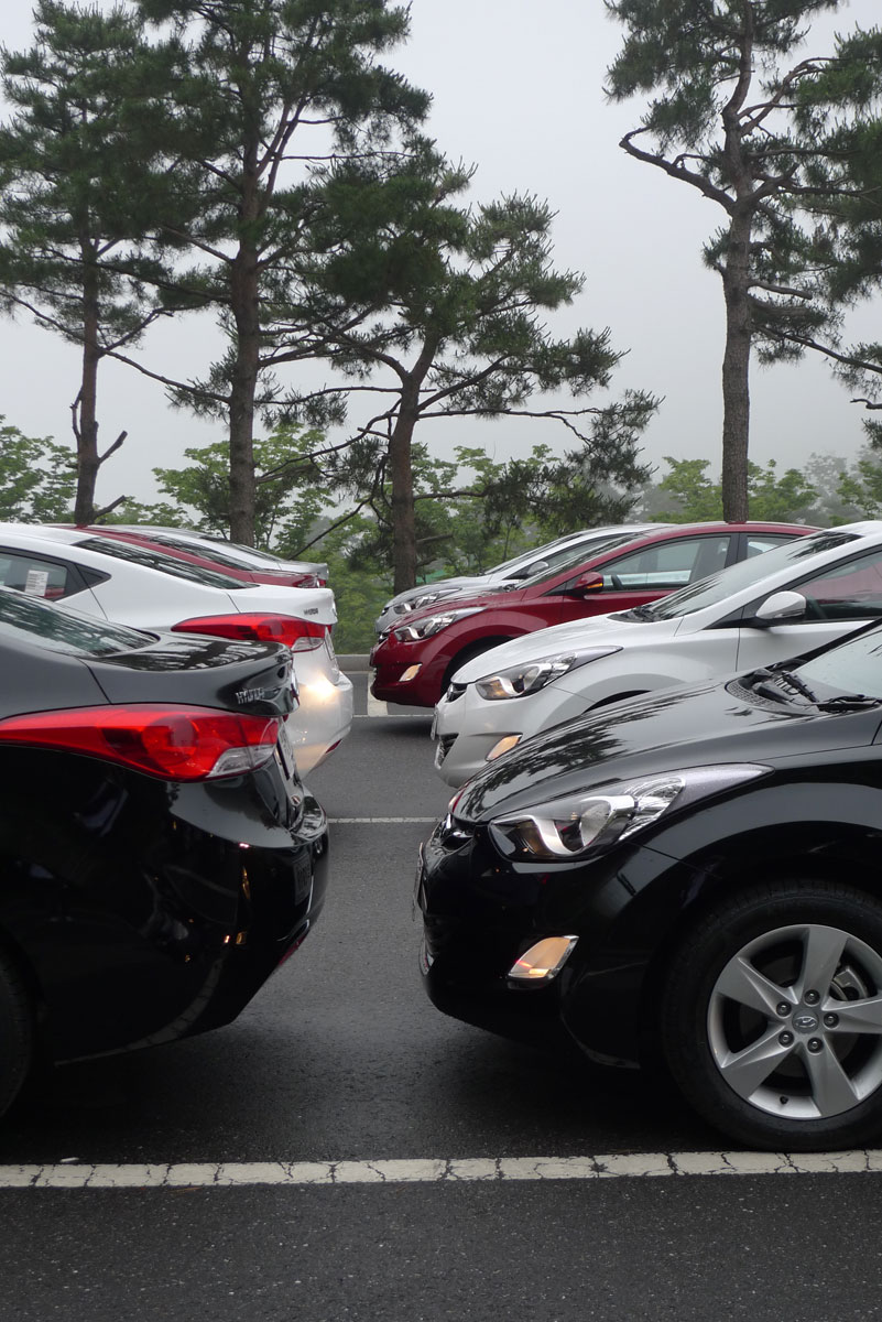 DRIVEN: Hyundai Elantra MD tested in Korea! Image #96891