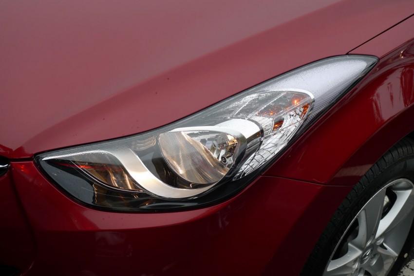 DRIVEN: Hyundai Elantra MD tested in Korea! Image #96892