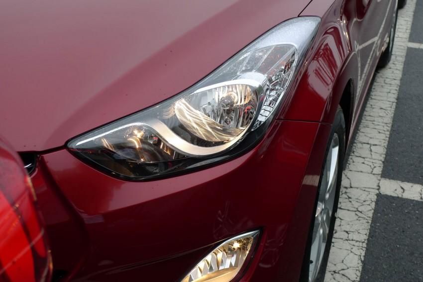 DRIVEN: Hyundai Elantra MD tested in Korea! Image #96893