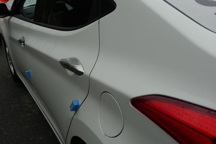 DRIVEN: Hyundai Elantra MD tested in Korea! Image #96896