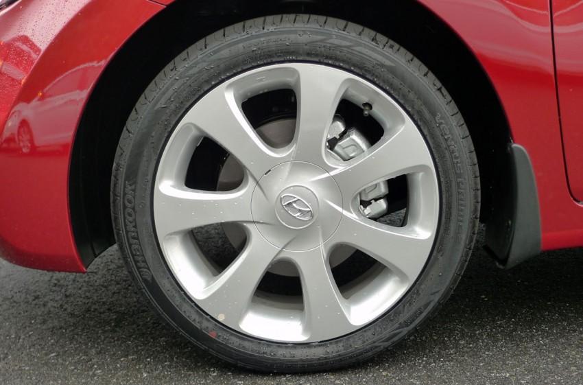DRIVEN: Hyundai Elantra MD tested in Korea! Image #96897