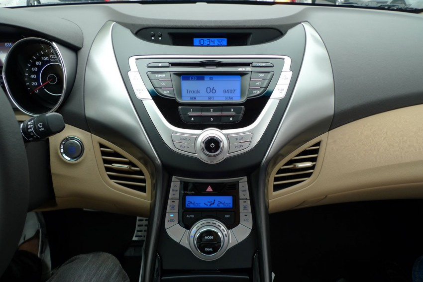 DRIVEN: Hyundai Elantra MD tested in Korea! Image #96899