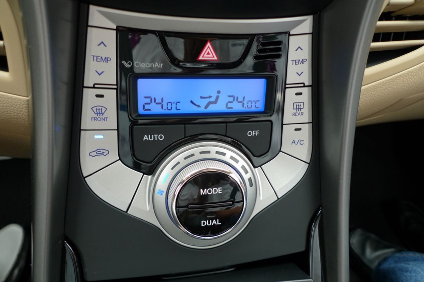 DRIVEN: Hyundai Elantra MD tested in Korea! Image #96900
