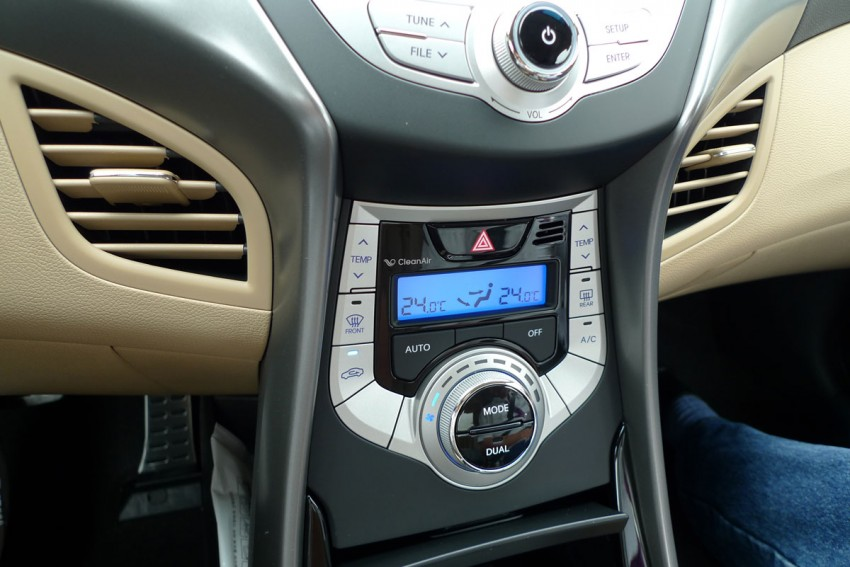 DRIVEN: Hyundai Elantra MD tested in Korea! Image #96903