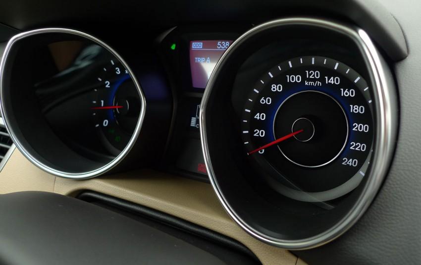 DRIVEN: Hyundai Elantra MD tested in Korea! Image #96907