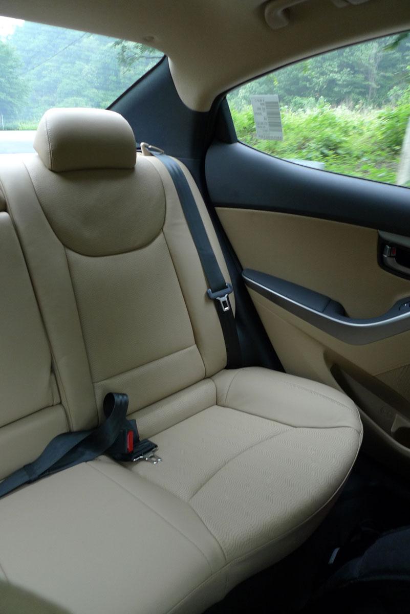 DRIVEN: Hyundai Elantra MD tested in Korea! Image #96924