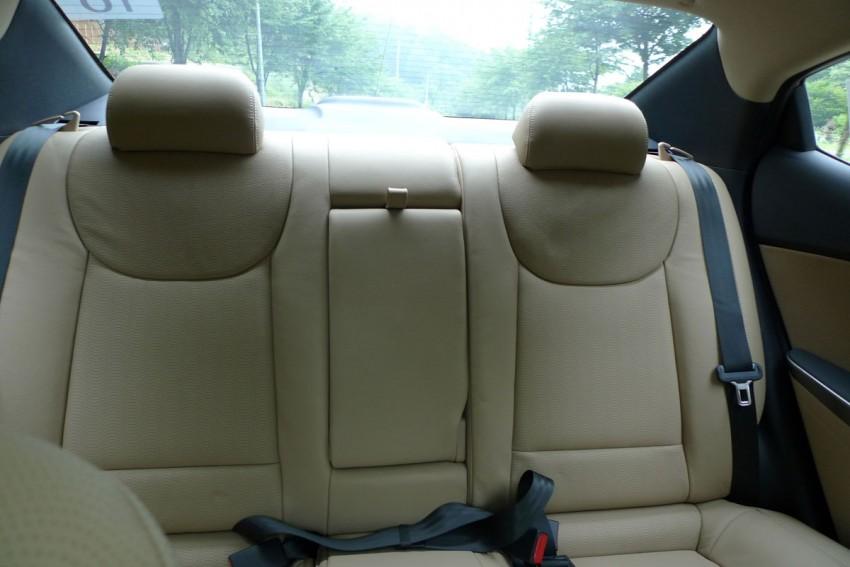 DRIVEN: Hyundai Elantra MD tested in Korea! Image #96925