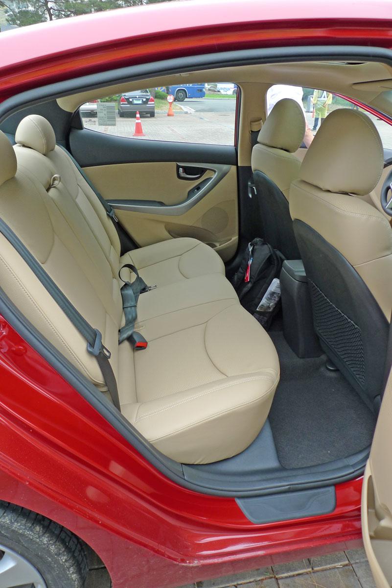 DRIVEN: Hyundai Elantra MD tested in Korea! Image #96927